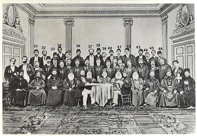 """Резултат с изображение за """"Първият църковно-народен събор."""""""