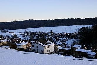 Orvin - Orvin village