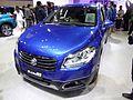 Osaka Motor Show 2015 (106) - Suzuki SX4 S-CROSS (DBA-YB22S).JPG