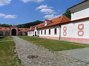 Osek (Teplice District) - Osek Monastery