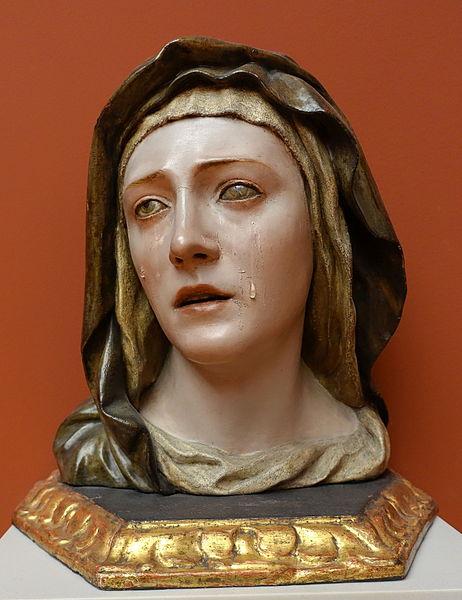 File:Our Lady of Sorrows (Mater Dolorosa) by Pedro Roldan, Seville, c. 1670-1675, poplar wood - Bode-Museum - DSC02966.JPG