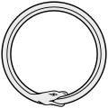 Ouroboros-simple.svg