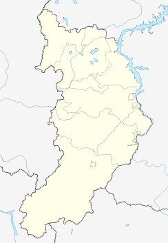 Abakan is located in Khakassia