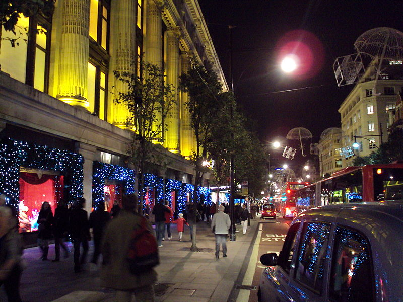 File:Oxford Street, London - DSC04301.JPG