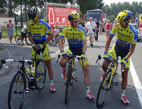 Péronnes-lez-Antoing (Antoing) - Tour de Wallonie, étape 2, 27 juillet 2014, départ (D03).JPG
