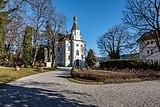 Pörtschach am Wörther See Johannaweg 5 Villa Wörth W-Ansicht 16032018 2688.jpg