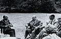 P.C.C. Garnham and Corradebbi and three others. Photograph. Wellcome V0028058.jpg