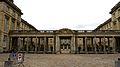 P1010242 Picardie, Compiègne, l'entrée de la Cour d'honneur du château, Place Charles de Gaulle (8381357250).jpg