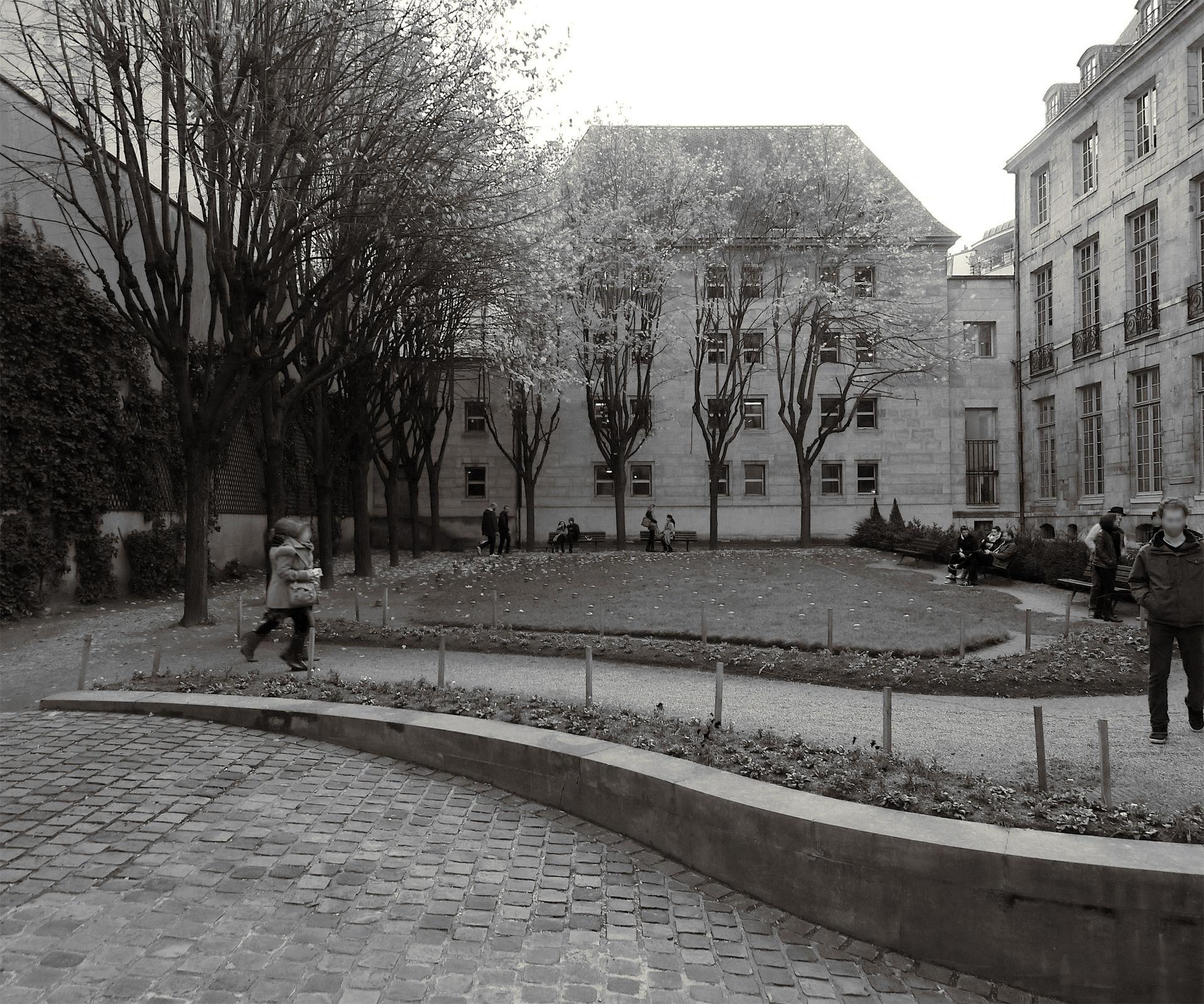 Jardin de l 39 h tel lamoignon wikip dia for Hotel husa jardines de albia