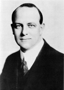 Picture of PG Wodehouse.