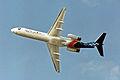 PH-MKH Fokker 100(prototype) Fokker FAB SEP88 (13753505603).jpg