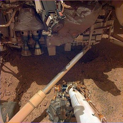 mars insight landing animation - photo #27