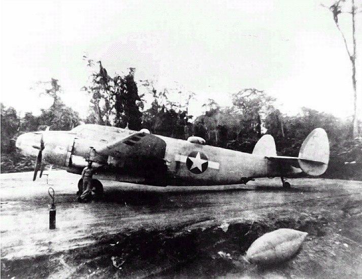 PV-1 night fighter VMF(N)-531 1943