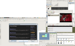 MATE (software) - Image: PV BSD 10.1.2 MATE Screenshot