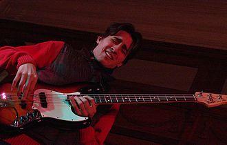 Pablo Elorza - Pablo Elorza playing at a Jazz Festival.