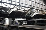 Paddington - TfL 345016 and GWR 387155.JPG