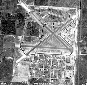 Page Field Army Airfield - Page Field Army Airfield - 1944