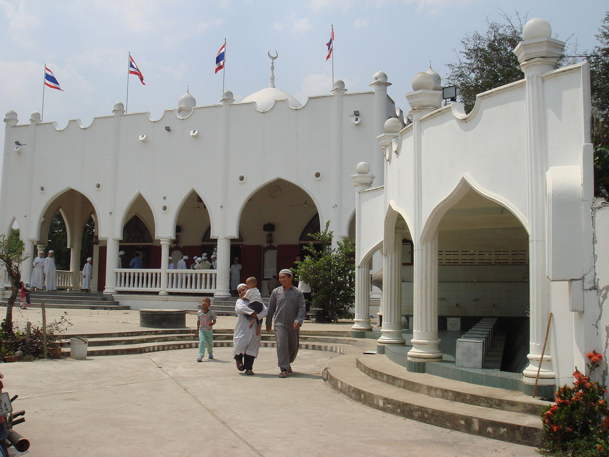 Image result for mosque thailand