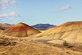 Painted Hills - Image: Painted Hills 2009.08.13.11.08.19