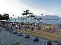 Pak Shek Kok Promenade Cycling Path 201504.jpg