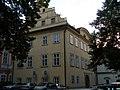 Palác Buquoyovský (Malá Strana), Praha 1, Velkopřevorské nám. 2, Malá Strana - část souboru dům čp.3.JPG