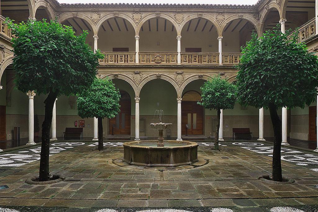 Palacio de Jabalquinto. Baeza