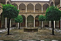 Palacio de Jabalquinto (Baeza) Patio.jpg