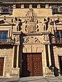Palacio de los Condes de Gómara. Portada.jpg