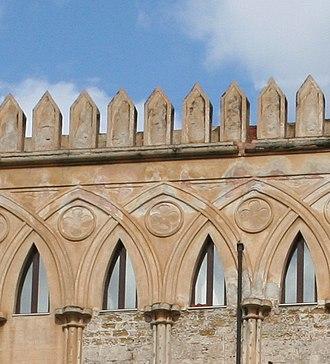 Palazzo dei Normanni - Detail