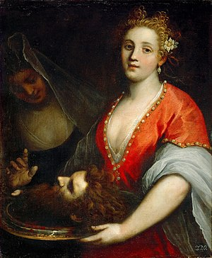 Salomé with the Head of John the Baptist