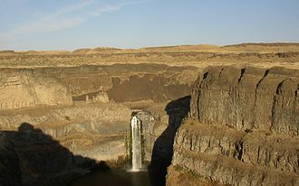 Palouse River - Image: Palouse Falls Washington State
