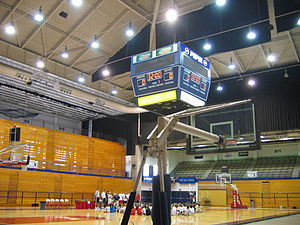 Palumbo Center - Interior 2008