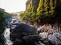 Pamitinan Protected Landscape River area after Wawa Dam.jpg