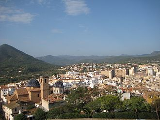 Onda, Castellón - Onda, panoramic view
