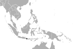 Panthera tigris tigris balica distribution map.png