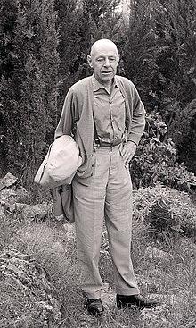 Jean Dubuffet, 1960.