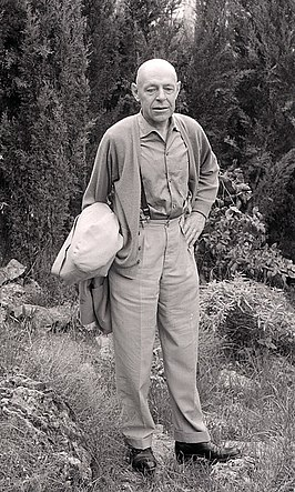 Dubuffet in 1960