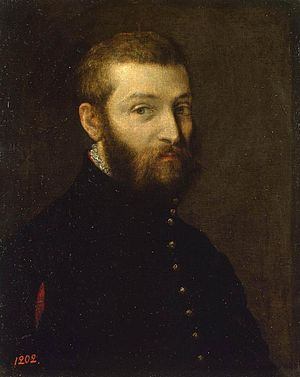 Paolo Veronese - Self-portrait