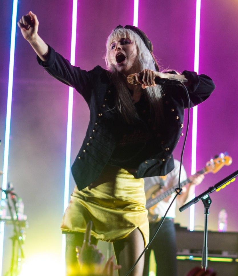 Paramore at Royal Albert Hall - 19th June 2017 - 13