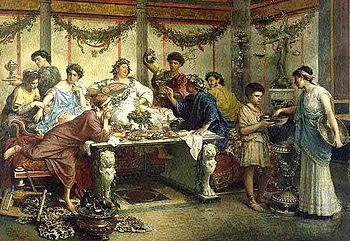a7418d2fde Alimentazione nell'antica Roma. Da Wikipedia ...