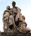 Parco di pratolino, monumento a nicola demidof di lorenzo bartolini 02.JPG