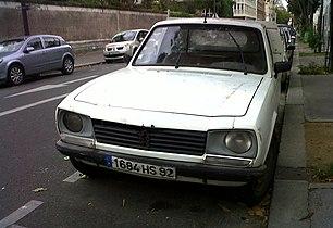 Peugeot 504 Wikipedia