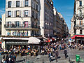 Paris - Rue Montorgueil.JPG