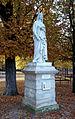Paris Luxembourg Femmes Illustres-Blanche-de-Castille Auguste-Dumont 1848 DSC 0055 7.JPG