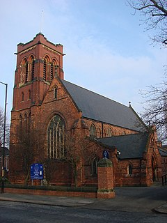 St Peters Church, Stockton-on-Tees Church in County Durham, England