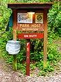 Park Host Sign at Beverly Beach State Park.jpg