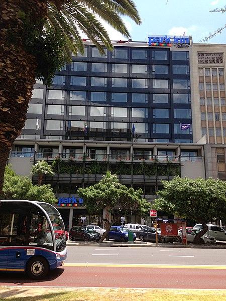 New Arusha Hotel