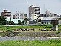 Park Scene along Toyohira River - Sapporo - Hokkaido - Japan - 01 (47971051222).jpg