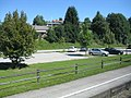 Parkplaetze, Bahnhof Bergen (Oberbay.) (Car parking, Bergen station (Upper Bavaria)) - geo.hlipp.de - 26623.jpg