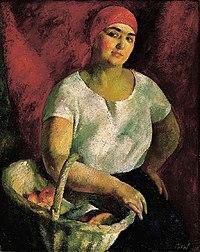 Patkó Portrait of Ilona Dajbukát 1925.jpg